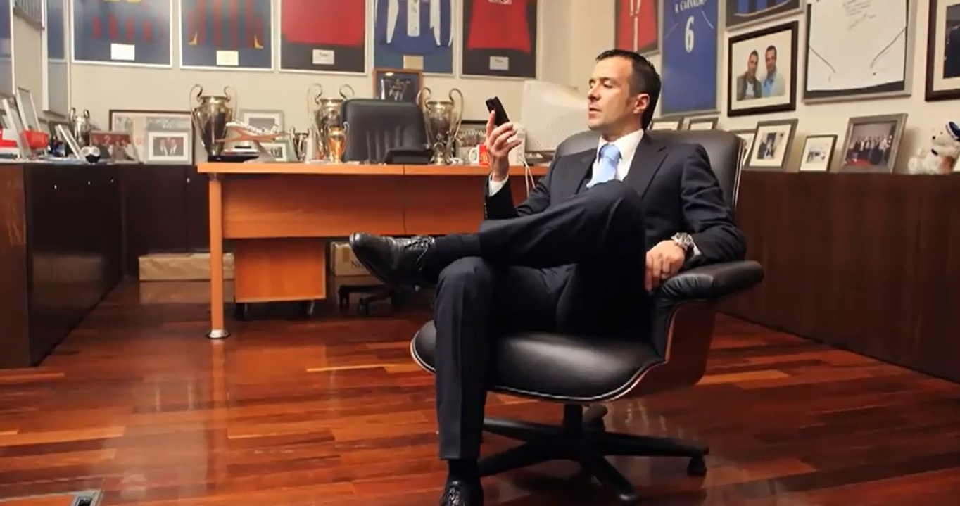 Football & outsourcing; Jorge Mendes at Valencia